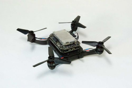 Virtual testing ground helps autonomous drones fly faster
