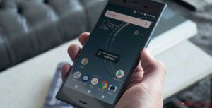 Sony may release a 4K OLED Xperia phone in 2018