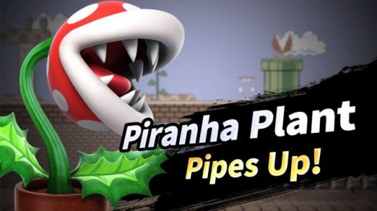 Super Smash Bros Ultimate Piranha Plant codes are easy to miss