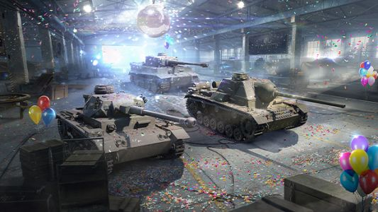Our Anniversary Month is full of Specials and Tank Rewards