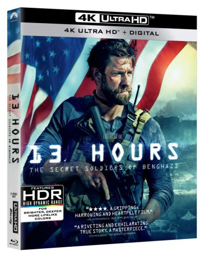 '13 Hours: The Secret Soldiers of Benghazi' Gets 4K UHD Release This June
