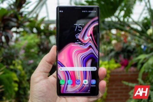 T-Mobile Android 10 Galaxy Note 9 and Galaxy S9 Update Released