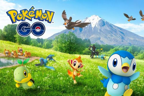 Fourth-generation pokémon are coming to Pokémon Go this week