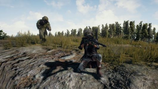 PlayerUnknown's Battlegrounds Xbox One keyboard support exposes low graphics settings
