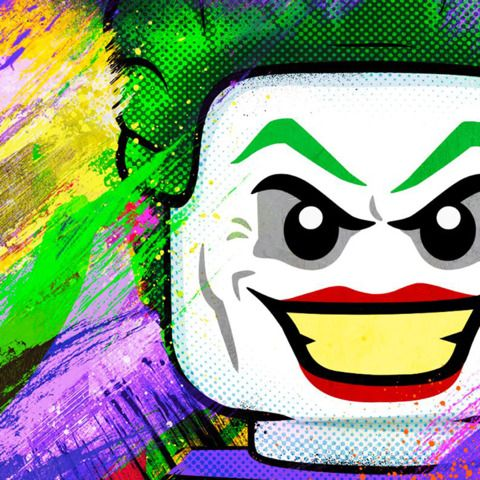 LEGO DC Super-Villains - Joker & Harley Quinn Gameplay