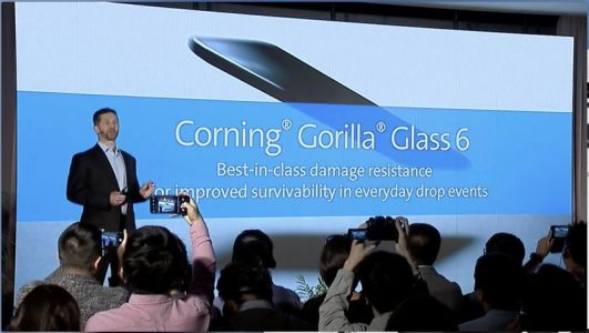 Corning announces Gorilla Glass 6 to be stronger than ever