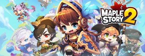 Now Available on Steam - MapleStory 2