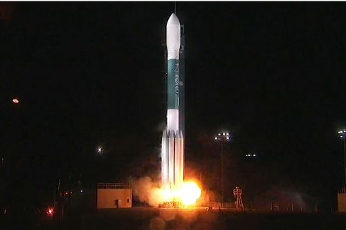 NASA launches next-generation weather satellite