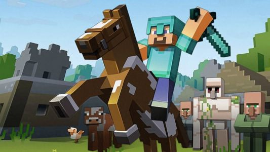 MINECRAFT Movie Delayed as Director Rob McElhenney Drops Out