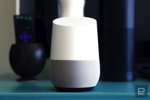 Google Home can help you find your phone when asked