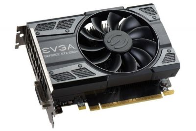This overclocked EVGA GTX 1050 Ti costs less than reference models