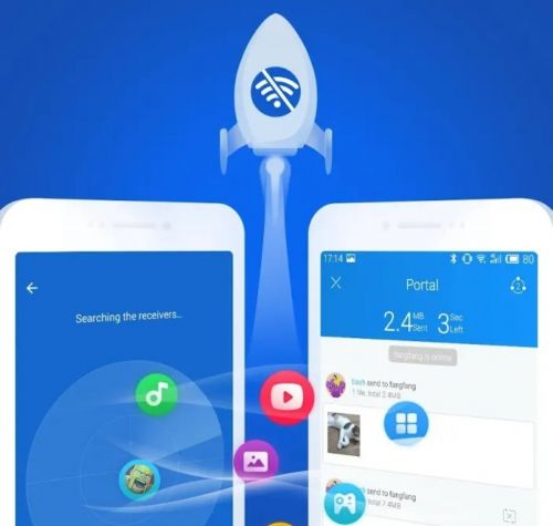 ShareIt for Android updated with optimizations and some new features