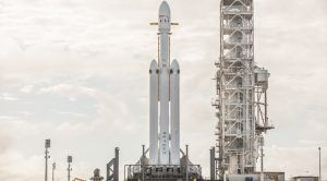 SpaceX Falcon Heavy Launch Delayed by US Government Shutdown