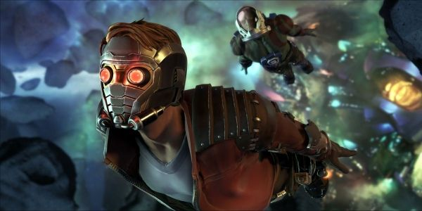 Telltale's Guardians Of The Galaxy And Minecraft Were Almost Very Different