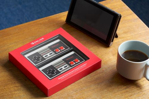 Nintendo's NES controller for the Switch is a great but pricey way to play 8-bit games
