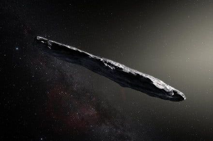 Here's how scientists know the 'Oumuamua' asteroid isn't from our solar system