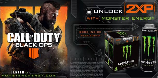 How To Get Double XP In Call Of Duty: Black Ops 4 By Eating Food