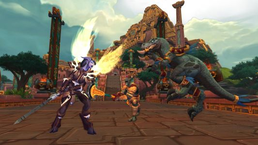 World Of Warcraft's base edition is now included free with subs