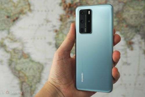 Huawei P40 Pro initial review: Camera king suffers absent Google sting