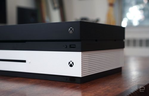 Xbox One update can automatically put your TV in game mode