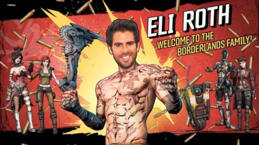 Finally, Eli Roth Is Directing a 'Borderlands' Movie
