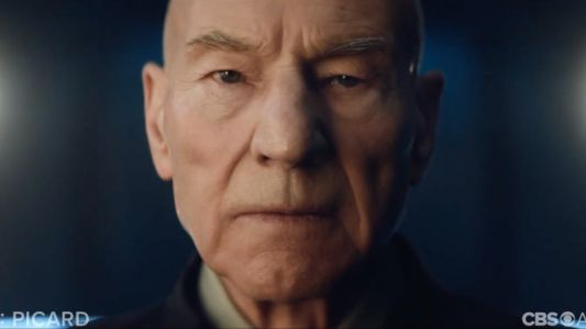 Wonderful First Teaser Trailer For STAR TREK: PICARD