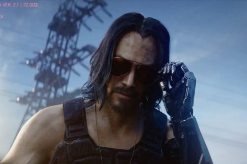 Cyberpunk 2077's soundtrack features Grimes, Run the Jewels, and more