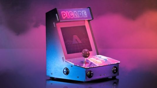 DIY a Desktop Arcade Cabinet With Retro Picade Kit