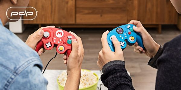 Nintendo Switch Gets 3 GameCube-Inspired Controllers For Smash Bros. Ultimate