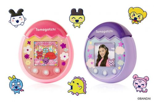 Tamagotchi Pix is the first virtual pet to have a built-in camera
