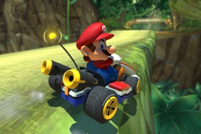 Mario Kart 8 Deluxe shows off just how much better the Switch is than Nintendo's other portable consoles