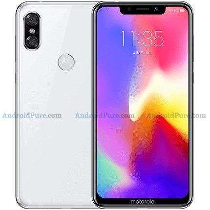 Motorola P30 leaks, and. well, it's another iPhone X running Android