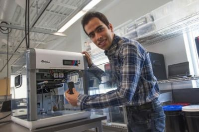 Engineers have found a way to 3D print more realistic bones for medical use