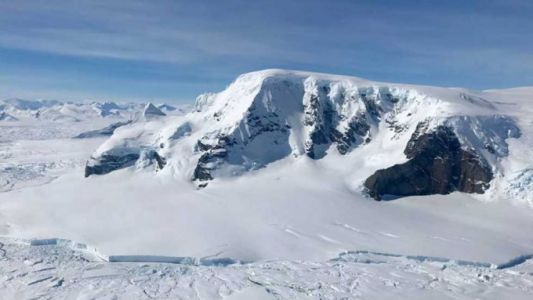 Scientists claim Antarctica is losing six times as much ice today than 40 years ago