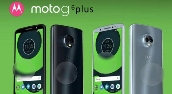 Moto G6, G6 Plus, G6 Play specs leaked