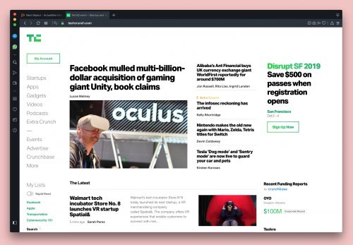 Opera teases new desktop browser design