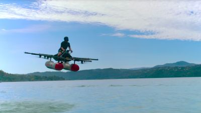 Kitty Hawk's Flyer isn't the flying car you were promised