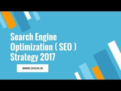 Search Engine Optimization Strategies for 2017!