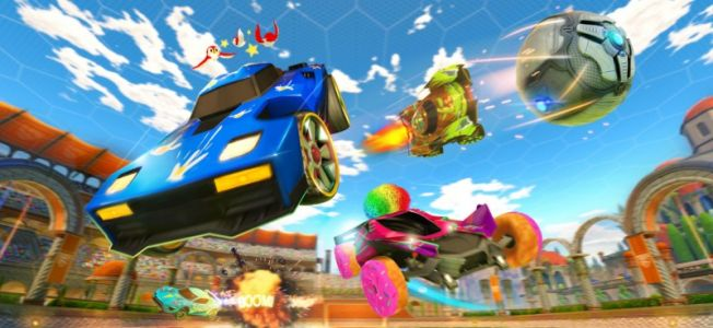 Psyonix Publishes Rocket League's Loot Crate Percentages