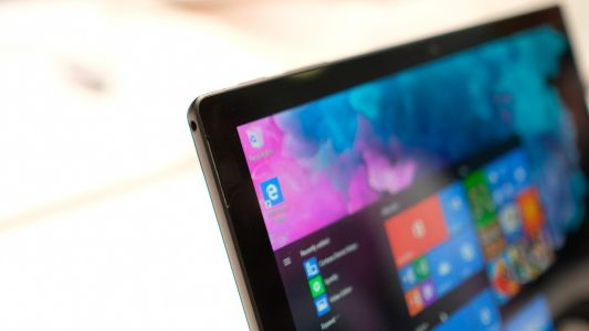 Is Microsoft planning a 2-in-1 laptop with a foldable screen?
