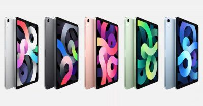 Apple introduces 4th-gen iPad Air with A14 Bionic processor