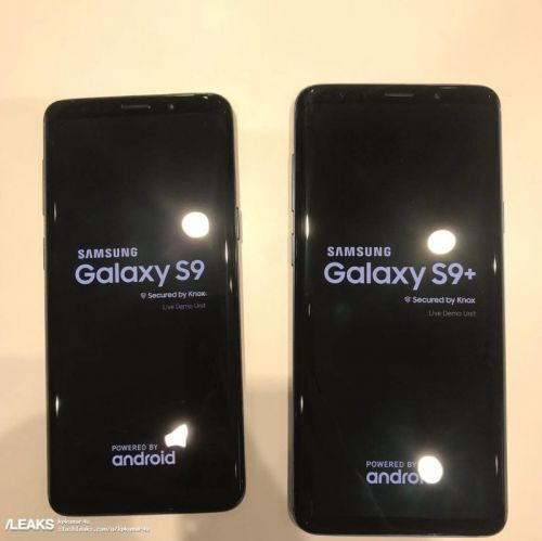 Galaxy S9, S9 Plus Real-Life Images & AR Emoji Icon: Leak
