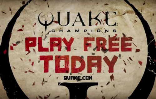 Frag for free as Quake Champions drops its initial entry fee