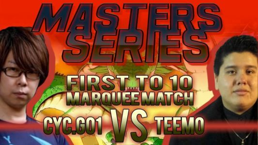 GO1 to face Teemo in a Dragon Ball FighterZ FT10 exhibition match at Canada Cup Masters Series, May 11-13