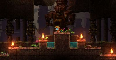 SteamWorld Dig 2 is burrowing its way onto PC