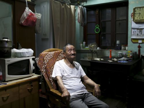 Photos of Chinese micro-apartments reveal the terrifying scope of a housing crisis