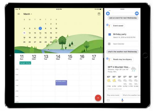 Google Assistant for iPad is now available