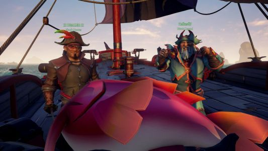 Sea of Thieves 'Shroudbroken' track now available on music services