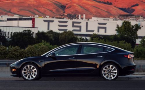 Tesla's high-end Model 3 won't come cheap