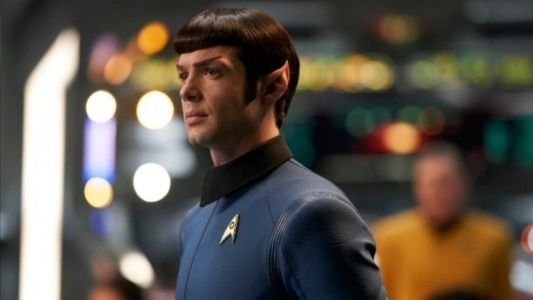 CBS All Access is Considering a STAR TREK: DISCOVERY Spinoff Series Focusing on Spock and Pike